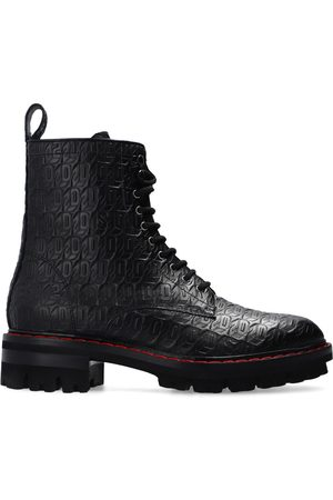 Dsquared2 Monogram ankle boots , Mujer, Talla: 36