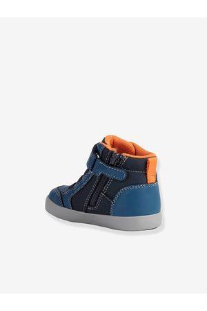 Geox Bebé Zapatillas deportivas - Zapatillas MID B Gisli Boy ®, para bebé oscuro liso
