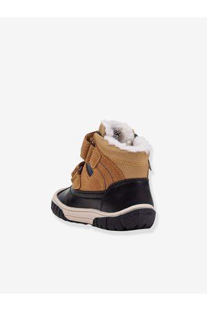 Geox Bebé Zapatillas deportivas - Zapatillas MID bebé B Omar Boy WPF ® oscuro liso con motiv