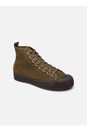 Bensimon Stella B79 Suede Leather