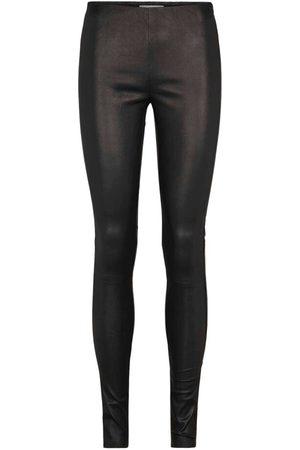 Just Female Nex leather leggings , Mujer, Talla: 34