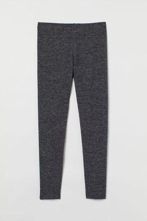 H&M Mujer Leggings y treggings - + Leggings con acabado cepillado