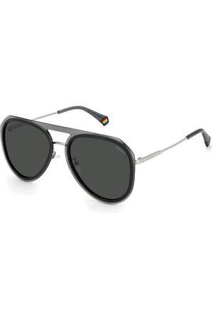 Polaroid Hombre Gafas de sol - Gafas de Sol PLD 6151/G/S Polarized KB7/M9
