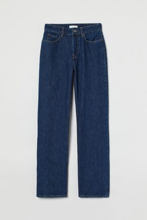 H&M Mujer Rectos - Straight High Jeans