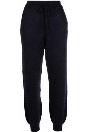 ROTATE Pantalones con cierre con cordones