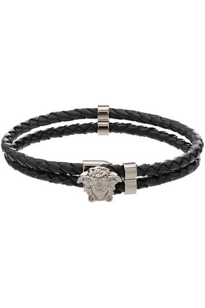 VERSACE Rope medusa bracelet