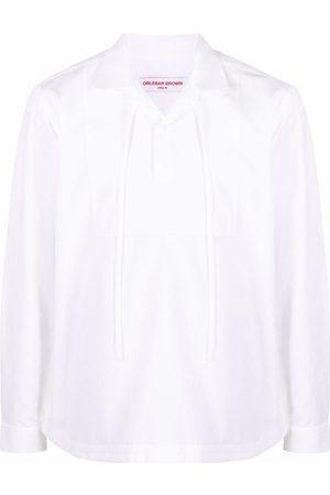 Orlebar Brown Camisa con cordones