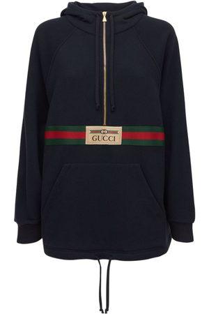 Gucci | Mujer Vestido Mini De Felpa De Jersey De Algodón Xxs