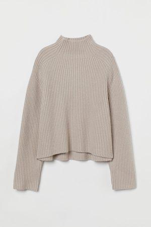 H&M Mujer Jerséis y suéteres - Jersey con cuello perkins