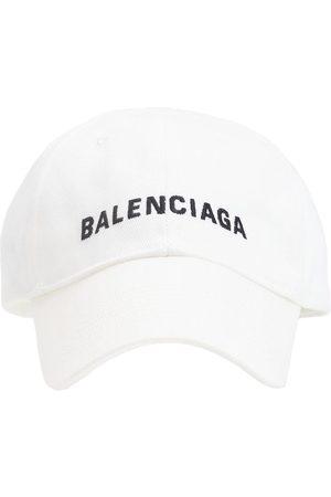 Balenciaga   Hombre Logo Embroidery Baseball Cap /negro L
