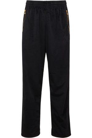 adidas | Hombre Pantalones Contempo De Terciopelo Xs