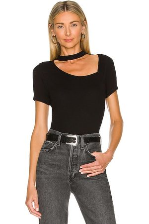 LnA Camiseta horizon en color talla L en - Black. Talla L (también en M, S, XS).