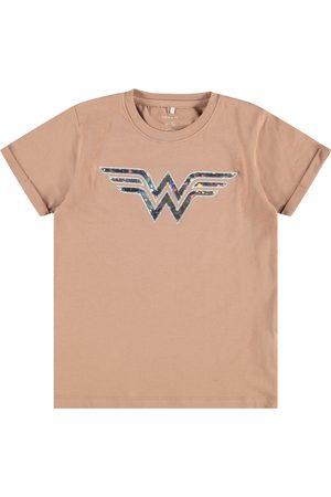 NAME IT Mujer Camisetas - Camiseta 'Wonder Woman