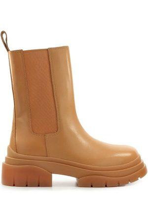 Ash Storm Combat Boots , Mujer, Talla: 39