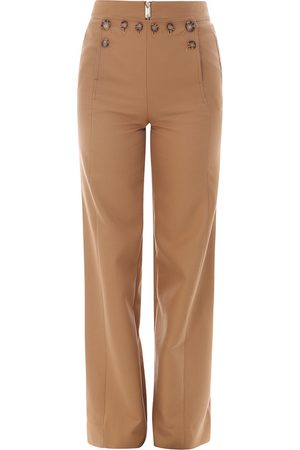 Burberry Trousers , Mujer, Talla: UK 6