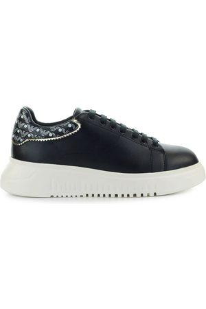 Emporio Armani Monogram Sneakers , Mujer, Talla: 37