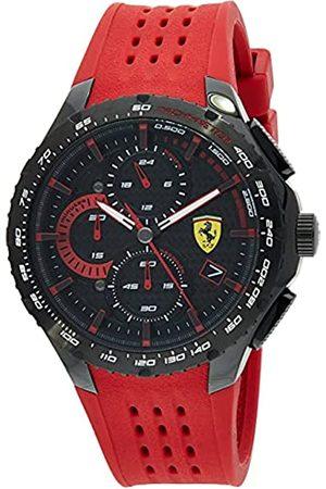 Scuderia Ferrari ScuderiaFerrariRelojparadeCuarzoconCorreaenSilicona830727