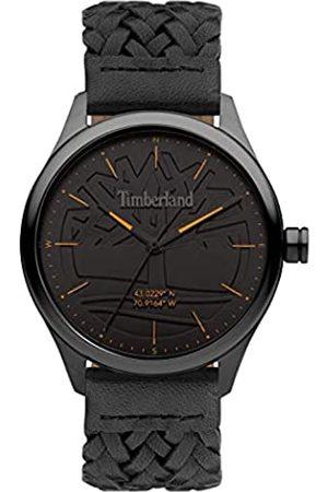 Timberland Reloj Analógico para Hombre de Cuarzo con Correa en Cuero TDWGA2100702