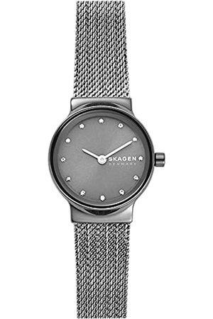 Skagen Mujer Relojes - Reloj Analogico para Mujer de Cuarzo con Correa en Malla de Acero Inoxidable SKW2700