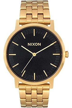Nixon Reloj Analógico para Unisex Adultos de Cuarzo con Correa en Acero Inoxidable A1057-2042-00