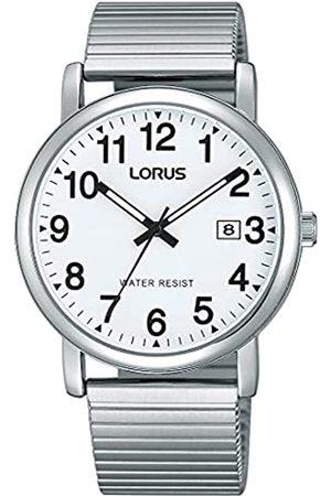 Lorus Reloj Analógico para Mujer de Cuarzo con Correa en Metal RG859CX5