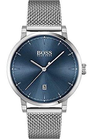HUGO BOSS Reloj Analógico para Hombre de Cuarzo con Correa en Stainless Steel 1513809