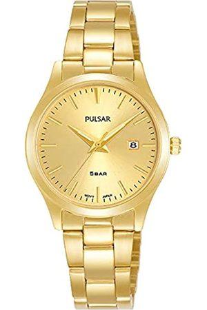 Seiko Mujer Relojes - Pulsar Reloj Analógico para Mujer de Cuarzo con Correa en Metal PH7546X1