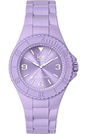 Ice-Watch Mujer Relojes - ICE Generation Lilac - Reloj para Mujer con Correa de Silicona