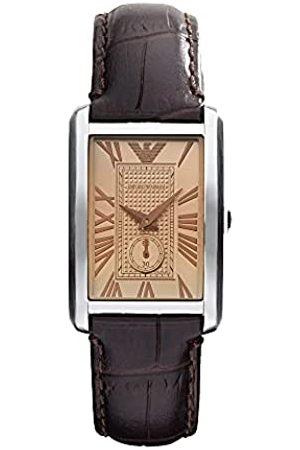Emporio Armani Mujer Relojes - Classic Marco AR1637 - Reloj de Cuarzo para Mujer