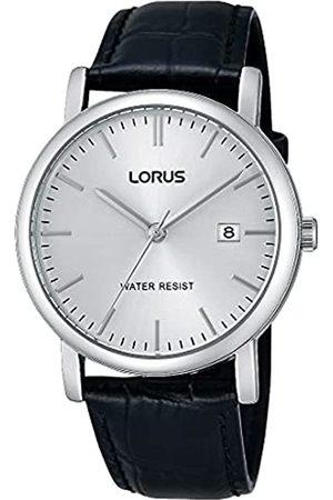 Lorus Mujer Relojes - Reloj Analógico para Mujer de Cuarzo con Correa en Cuero RG839CX5