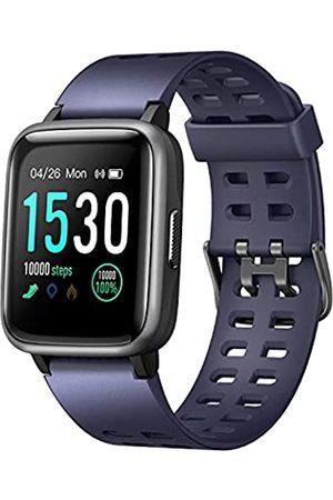 GOOOVI Podómetro IP68 a Prueba de Agua Smartwatch para Android iOS