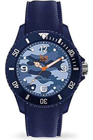 Ice-Watch Bastogne Blue - Reloj para Hombre con Correa de Silicona