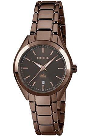 Breil Reloj Analogico para Mujer de Cuarzo con Correa en Acero Inoxidable TW1684