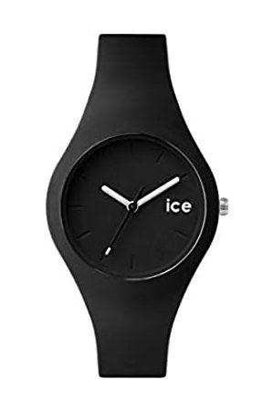 ICE-WATCH ICE Ola Black - Reloj para Mujer con Correa de Silicona