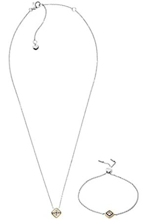 Skagen Conjunto Combinado de Acero Inoxidable Bicolor SKJB1002998
