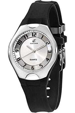 Calypso Hombre Relojes - Reloj Analógico para Hombre de Cuarzo con Correa en Caucho B-TI-LX118