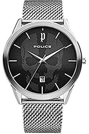 Police Analógico P15305JS02MMA
