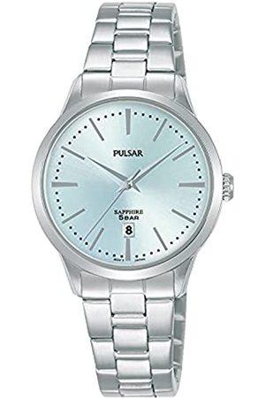 Seiko Mujer Relojes - Pulsar Reloj Analógico para Mujer de Cuarzo con Correa en Metal PH7549X1
