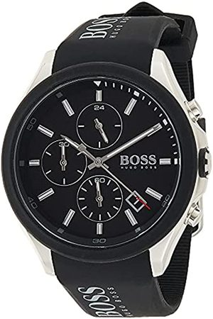 HUGO BOSS Reloj Analógico para Hombre de Cuarzo con Correa en Silicona 1513716