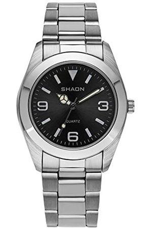 Shaon 22-7121-48 - Reloj de cuarzo para hombres