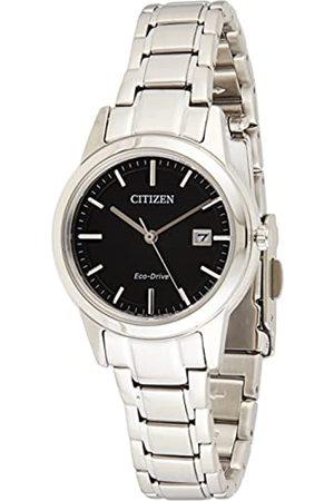 Citizen Mujer Relojes - Reloj Analógico para Mujer de Cuarzo con Correa en Acero Inoxidable FE1081-59E