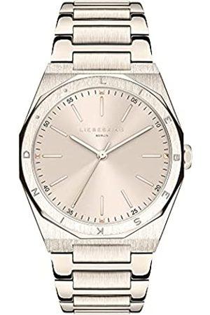 liebeskind Reloj Analógico para Mujer de Cuarzo con Correa en Acero Inoxidable LT-0294-MQ