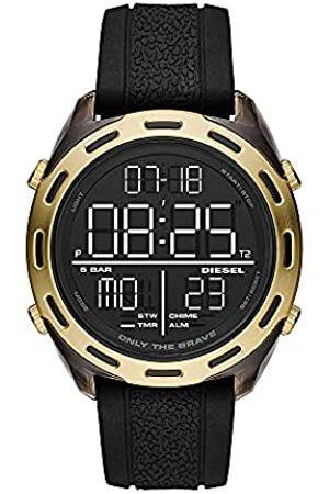 Diesel Reloj para hombre Crusher de analógico-digital de nailon en tono