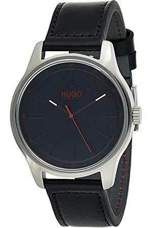HUGO BOSS Reloj Analógico para Hombre de Cuarzo con Correa en Cuero 1530018