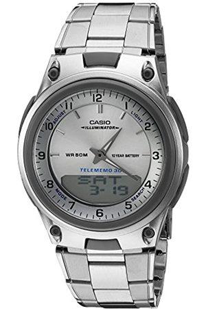Casio AW80D-7A Deportes Cronógrafo Alarma 10 años Batería Databank Reloj para Hombre