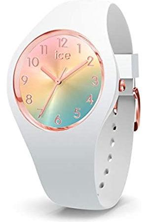 Ice-Watch ICE Sunset Rainbow - Reloj para Mujer con Correa de Silicona