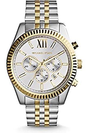 Michael Kors Reloj Cronógrafo para Hombre de Cuarzo con Correa en Acero Inoxidable MK8344