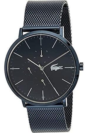 Lacoste Hombre Relojes - Reloj Analógico para Hombre de Cuarzo con Correa en Acero Inoxidable 02011058