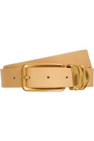 Bottega Veneta | Mujer Cinturón De Piel 2.5cm 70