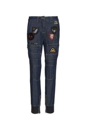 Aeronautica Militare Pantalones PA1447DCT287213 para mujer